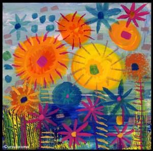 urs roma flowers